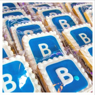 Booking.com Logo Cookies