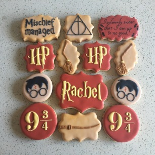 Harry Potter Set. $45/dozen.