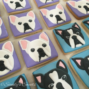 Pet Portrait Cookies