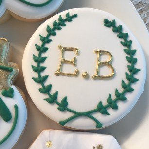 Monogram Cookie