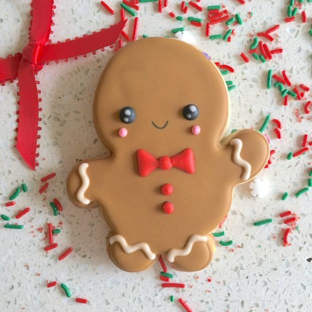 Cute Boy Gingerbread